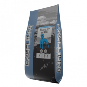 SENSIBLE Poulet & Riz – 15 kg