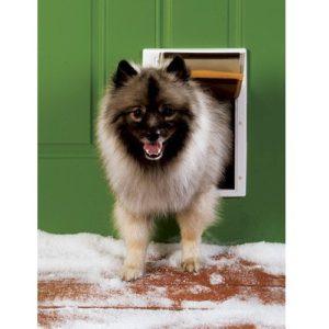 Porte pour chien «M» – Porte Isolée